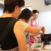重ね煮 おもてなし 自宅セミナー 兼子尚子