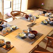 重ね煮 兼子尚子 台所 料理 自宅セミナー 気 空間を整える 和食
