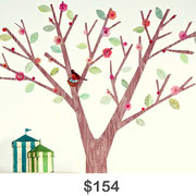 Blossom Tree wall decal