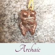 spiritueller Schmuck - Venus Symbol Schmuck von INYU Goldschmiede