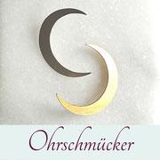 echte Ohrringe - Unikate von INYU Goldschmiede