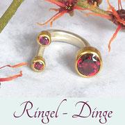 besondere Ring Unikate von INYU Goldschmiede