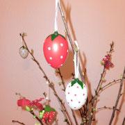 6 Erdbeerostereier