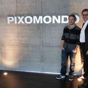 Besuch bei den Pixomondo-Studios