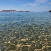 The water of Keem Bay