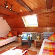 kleines Zimmer für 2 Personen