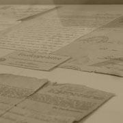 La correspondance : lettres, billets, ...