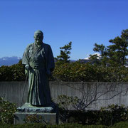 吉田茂 像
