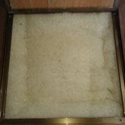 羊毛断熱材で床下断熱