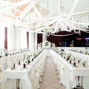 Hochzeitsdekoratin, Himmelsdecke, Baldachin