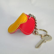 porte-clés, cuir, selle, cheval, équitation, équestre