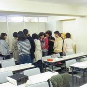 ムスビの会MI塾(マクロビオティック・インストラクター養成講座)in福岡 第2回食事開始