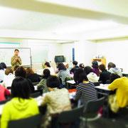 ムスビの会MI塾(マクロビオティック・インストラクター養成講座)in福岡 第2回受講中2