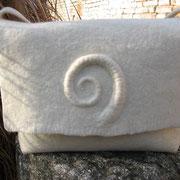 große Tasche aus Andenwolle