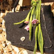 Tasche aus Bergschaf/Merinowolle