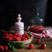 Gin Wint Strawberry