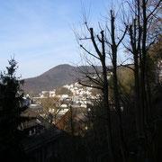 Blick über Freiheit, Mühlendorf und Neustadt zum Wixberg