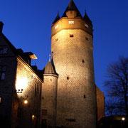 Pulverturn auf der Burg