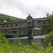 Werksbrücke über die Lenne, ehem. VDM Schwarzenstein