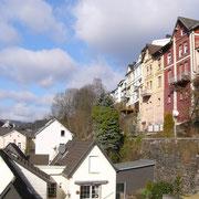 Die Neustadt - Häuser an der Iserlohner Straße