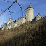 Burg Altena, eine der schönsten Höhenburgen Deutschlands