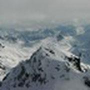 360° Panorama vom Nördlichen Augstenspitz'
