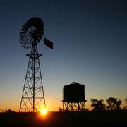 Sunset @ Barkly Tablelands