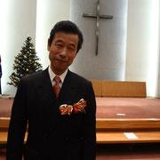 団長。第2回のクリスマスコンサートも無事に楽しく終りました。お疲れさまです。