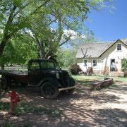 Die historische Gifford Farm wurde bis zur Mitte des vergangenen Jahrhunderts bewirtschaftet.