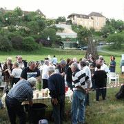 Feu de Saint Jean 2010