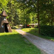 Wanderhütte Neckelnberg