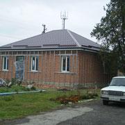 строительство новой амбулатории