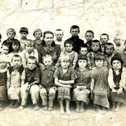апрель 1946 г. Послевоенный выпуск Черниговской средней школы