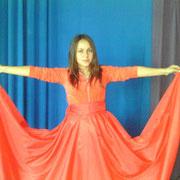 Виктория дроздова демонстрирует юбку