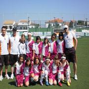 Selección Sub 12 Castilla la Mancha CARMEN