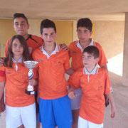Campeón Comarcal Primavera Infantil 2013