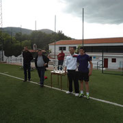 3º Clasificado LUIS MEJÍAS Fútbol 7