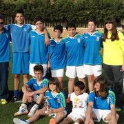 Subcampeón Fútbol 7 LUIS MEJÍAS