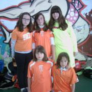 Copa Primavera Femenina: Alcaraz-Villapalacios FS 0-5