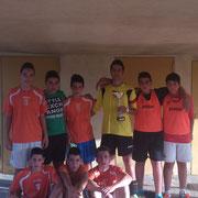 Campeones Comarcales Copa Primavera 2013