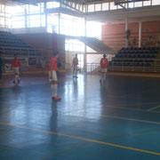 Victoria 4-3 ante Salesianos Ciudad Real en el primer partido de la Quijote Futsal Cracks