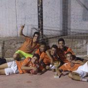 Campeones Torneo Villapalacios goleando en la final al Molinicos FS 17-1
