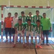 Cuartos de Final: Victoria 3-1 ante el Construcciones Pinsa Valdepeñas