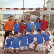 VFS 2ª Equipación 2010/2011 Foto Oficial