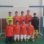 Subcampeón Liga Provincial