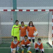 VFS ALEVÍN gana 1-3 en Ossa de Montiel al Ossa B
