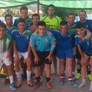 Algunos jugadores disputaron y ganaron la Maratón Sénior de Puente de Génave con jugadores del Albacete FS