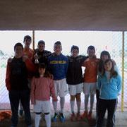 Campeón Torneo S. Santa Cadete vs ROBLEDO FC 8-3