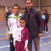 Con Andreu Linares