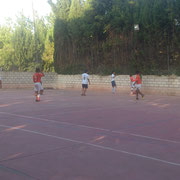 Final de Copa Provincial vs El Ballestero. Victoria 2-1